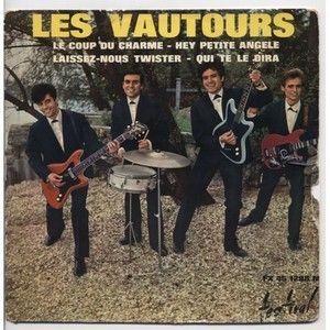 LES VAUTOURS - LE COUP DU CHARME