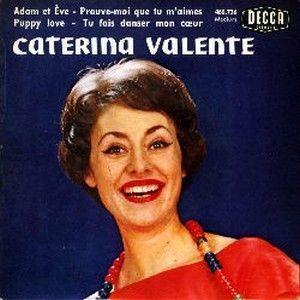 CATERINA VALENTE - ADAM & EVE