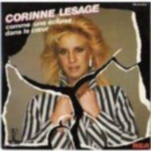 CORINNE LESAGE - COMME UNE ECLIPSE DANS LE COEUR