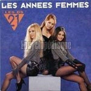 LES DS 21 - LES ANNEES FEMMES