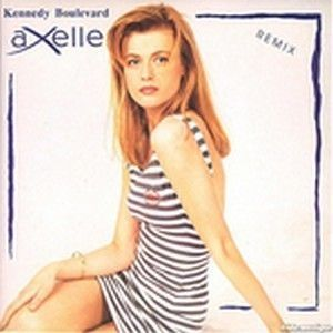 AXELLE RED - KENNEDY BOULEVARD