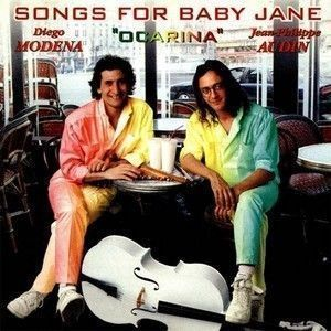 JEAN PHILIPPE AUDIN & DIEGO MODENA - SONG OF BABY JANE