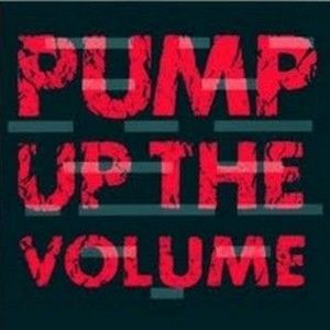 DJ DUST - PUMP UP THE VOLUME