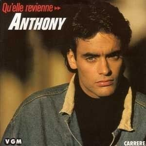 ANTHONY DELON - QU'ELLE REVIENNE