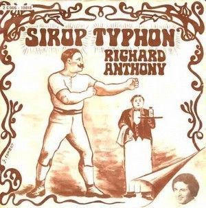 RICHARD ANTHONY - SIROP TYPHON