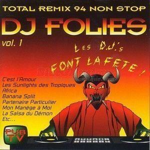 DJ FOLIES - PARTENAIRE PARTICULIER