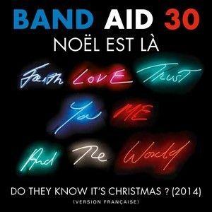 BAND AID 30 - NOËL EST LA