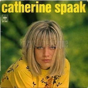 CATHERINE SPAAK - L'ETE DERNIER