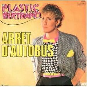 Plastic Bertrand - Hula Hoop / Amoureux Fou De Toi