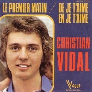 Christian Vidal - L'Amour Romantique